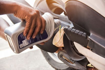 Les huiles à moteur pour la moto